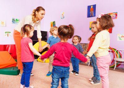 Gespecialiseerd pedagogisch medewerker – niv:2,3,4 H202