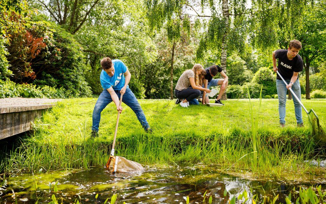 Onderzoek natuur en milieu – niv: 4 lokaal: T004