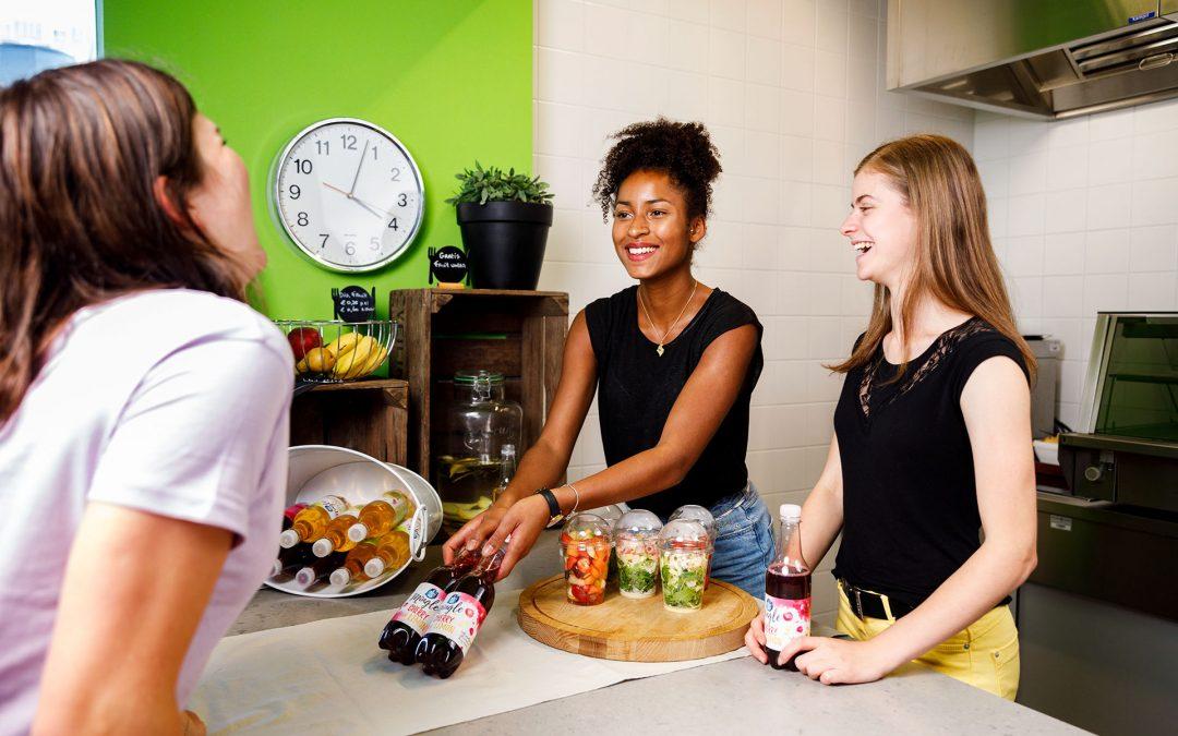 Voeding en Welzijn – niv: 4 – lokaal: T106