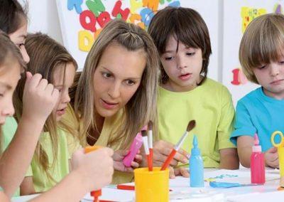 Pedagogische bedewerker Kinderopvang – niv:2,3,4 – H202